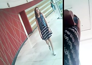 BOSO UPSKIRT Thong Faceshot Chic