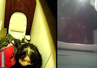 Japanese toilet Hidden cam