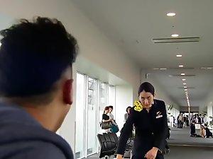 Taekwondo - Air Stewardess