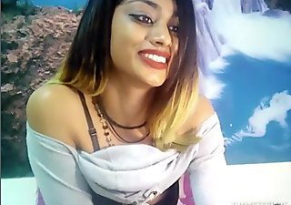 IndianSultress - xHamsterLIVE camgirl (June 14, 2019) (no sound)