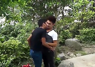 Asian Twinks Nathan and Idol Bareback