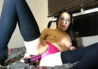 Horny Asian Teen Cums With Dildo - Liz Lovejoy - lizlovejoy.manyvids.com