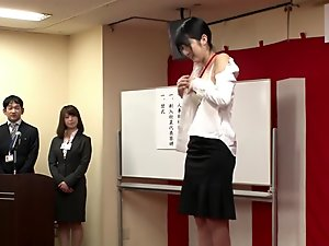 Hottest Japanese whore in Exotic Public, HD JAV video