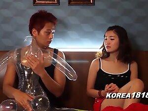 KOREA1818.COM - Nude Korean Model FUCKED FINALLY