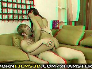Porn Film 3D - Dirty anal dreams come true