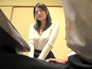 Fabulous Japanese girl in Best Teens, Handjob JAV scene