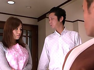 Horny Japanese whore in Fabulous MILF JAV scene