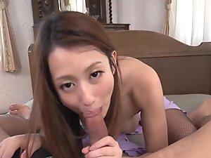 Wicked and wet japanese oral sex